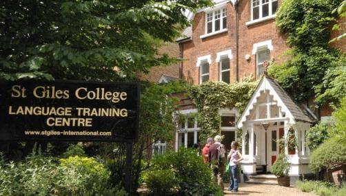 Estudar na Inglaterra - St Giles