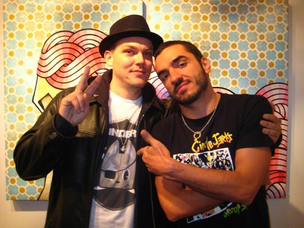 Tristan Eaton e Stephan Doitschinoff