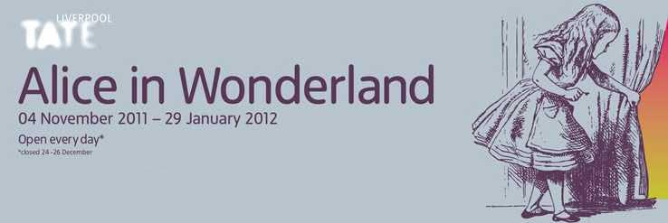 Alice in Wonderland - Tate Liverpool
