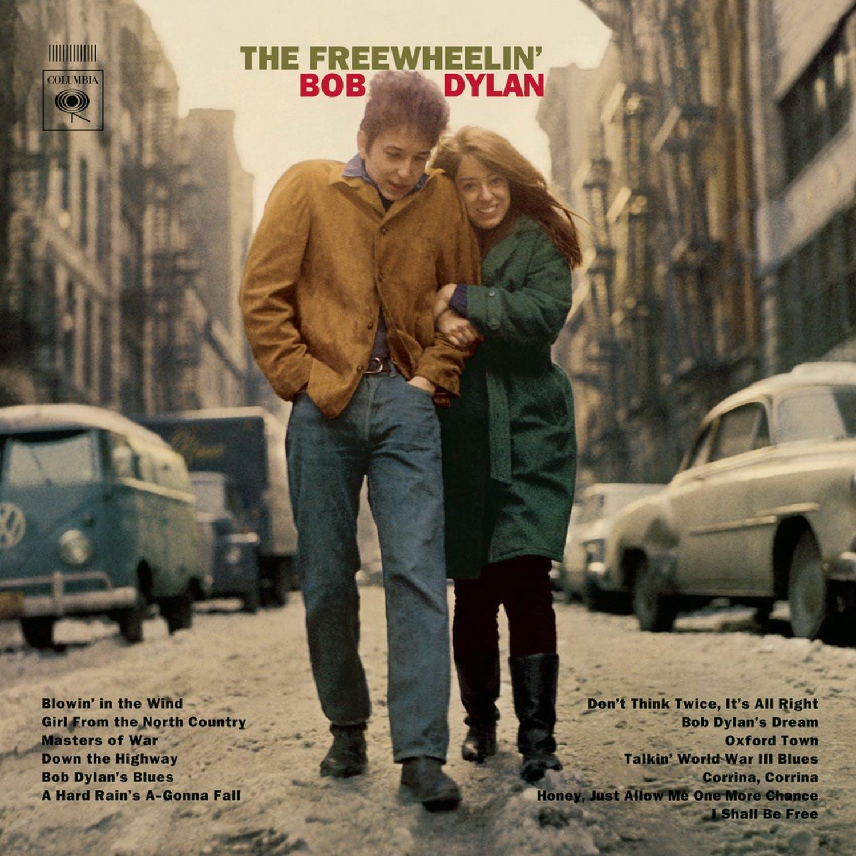 Bob Dylan, The Freewheelin' Bob Dylan