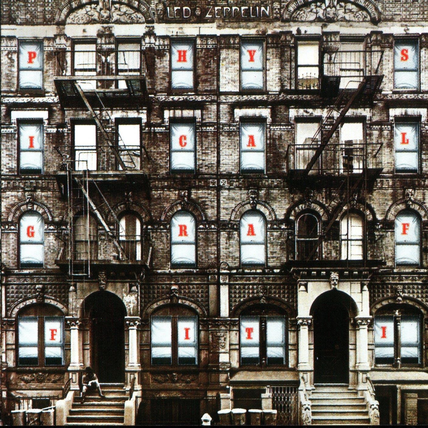Led Zeppelin, Physical Graffiti