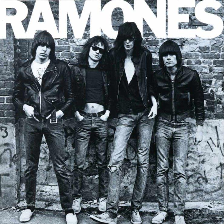 Ramones, S/T