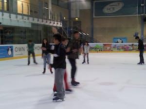 continue a patinar, continue a patinar...