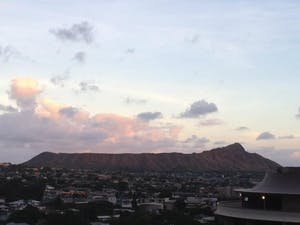Diamond Head Volcano 2