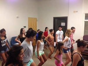 Hula dance class 3