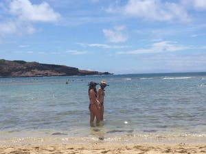 Snorkelling at Hanauma Bay 2