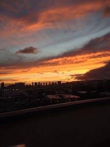 Terrace Sunset 2