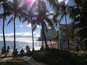 Waikiki right