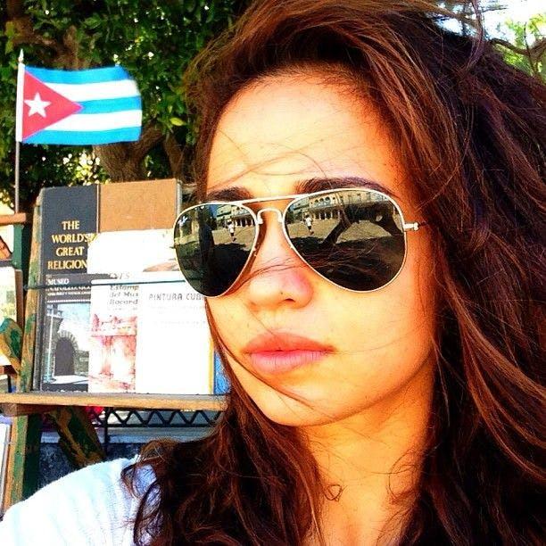 Foi lindo em Cuba! Foto: Nanda Costa / Instagram