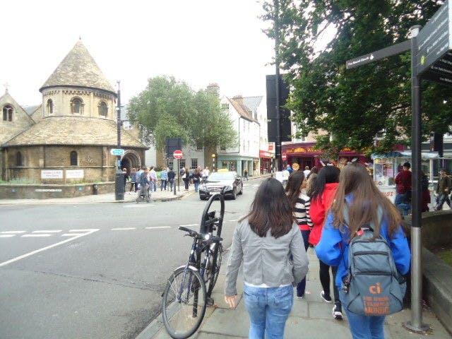 Old Cambridge
