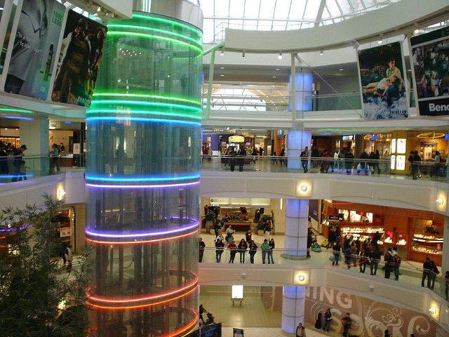 Shopping Metrotown!