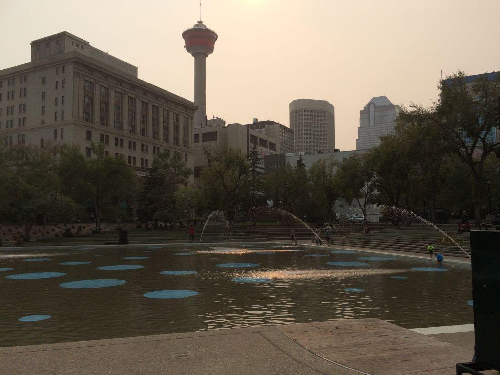 Olympic Plaza