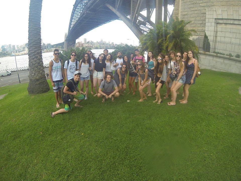 foto grupo harbour bridge