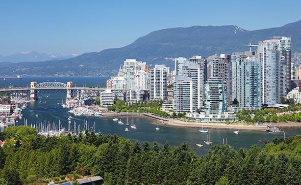 Cidades do Canadá: Vancouver
