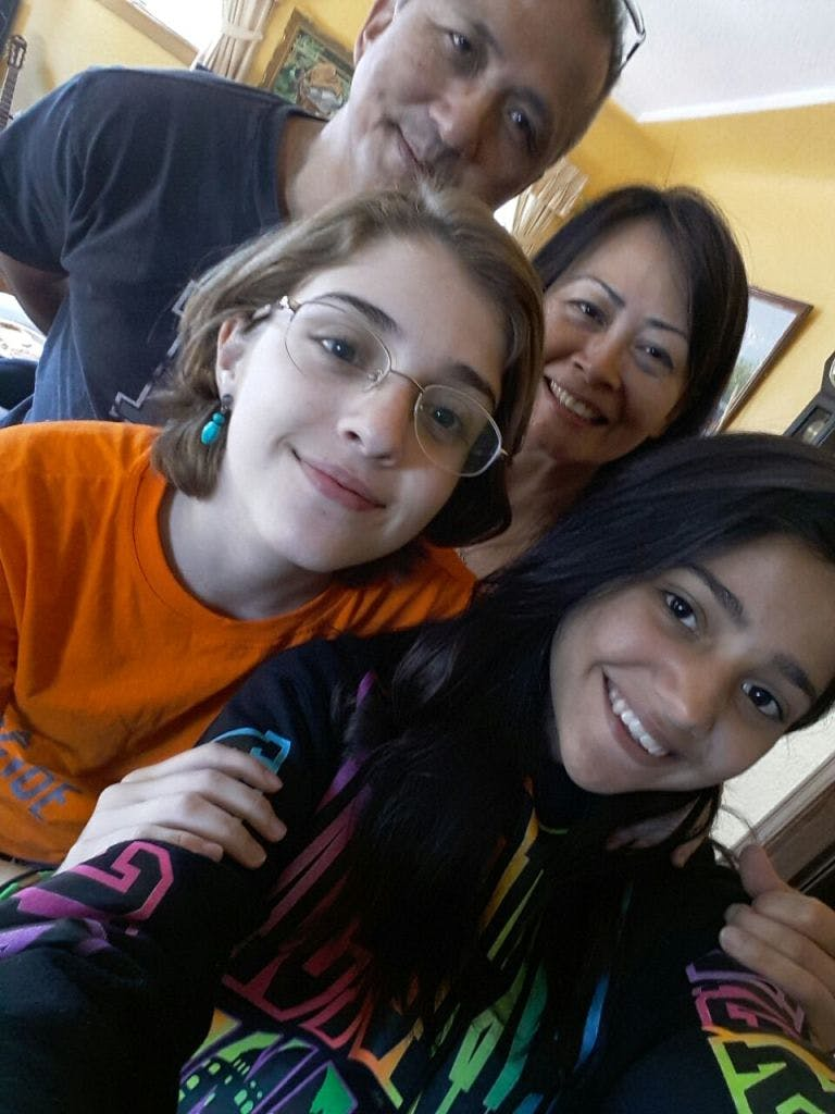 Giovanna e Laryssa