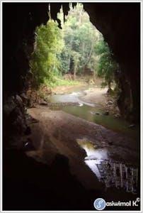 Para quem gosta de aventura, uma visita à Caverna dos Espíritos é uma boa pedida.