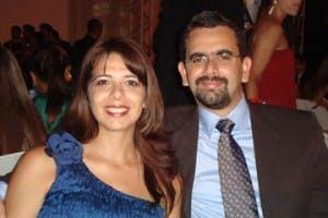 Giuliana Batista Rodrigues de Queiroz e Carlos Roberto de Queiroz Junior