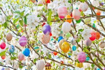 Maneiras de comemorar a Páscoa pelo mundo