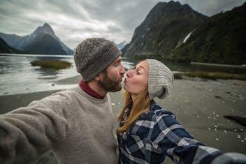 4 destinos românticos para curtir o Dia do Beijo