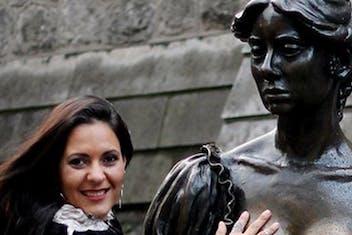 A curiosa história da estátua de Molly Malone