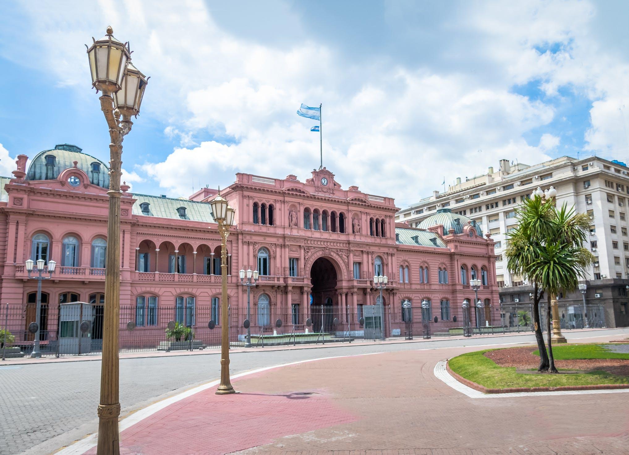 Cidades da Argentina - Buenos Aires