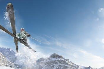 Que tal um destino diferente para esquiar?