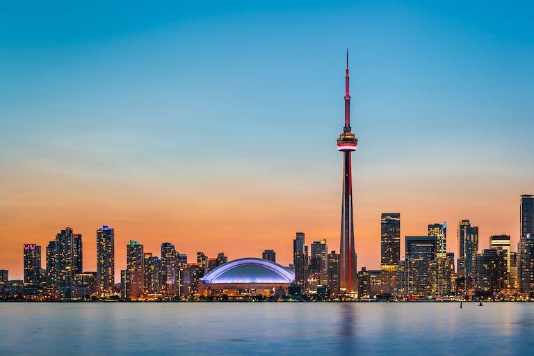 Toronto, sede da CI no Canadá
