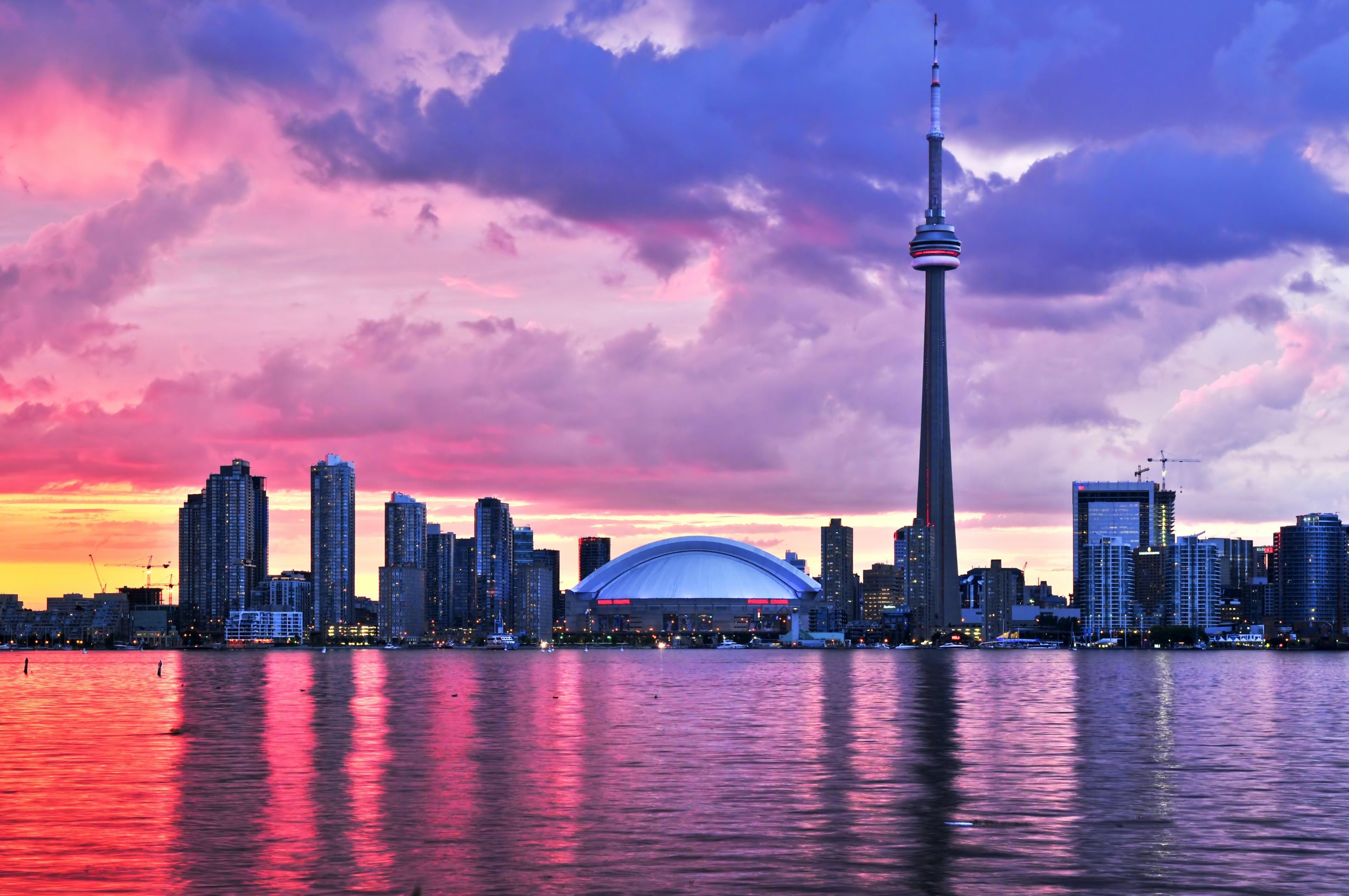 Custo de viada em Toronto, Canadá