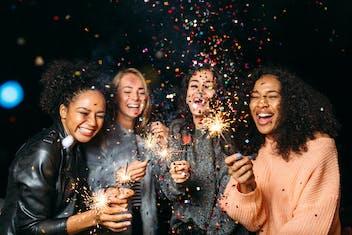 Comemorações de Ano Novo ao redor do mundo