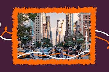Como trabalhar e estudar em Nova York