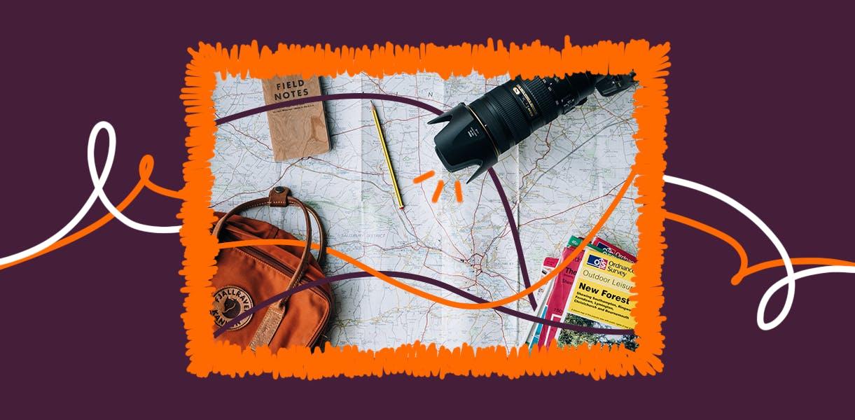 Como planejar uma viagem sem dor de cabeça
