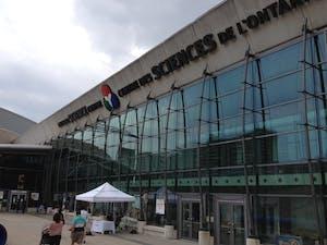 Otario Science Centre, uma das coisas para fazer em Toronto.