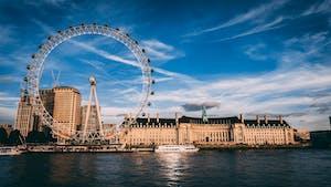 Uma das atrações mais procuradas do roteiro Londres: London Eye.