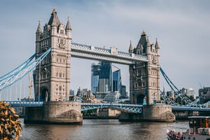 Tower Bridge e Torre de Londres