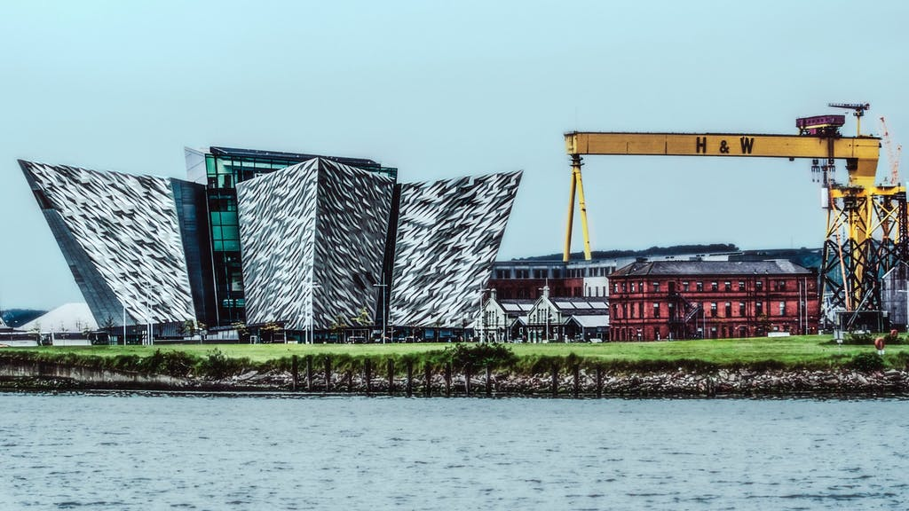 Titanic Quarter, Belfast, Northern Ireland