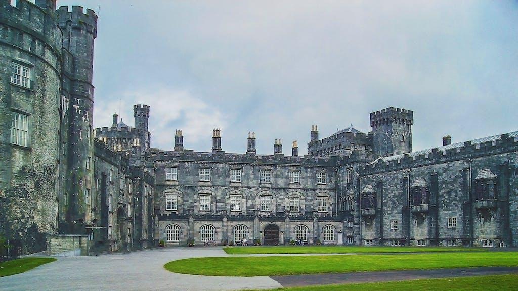 Castelo de Kikenny, na Irlanda