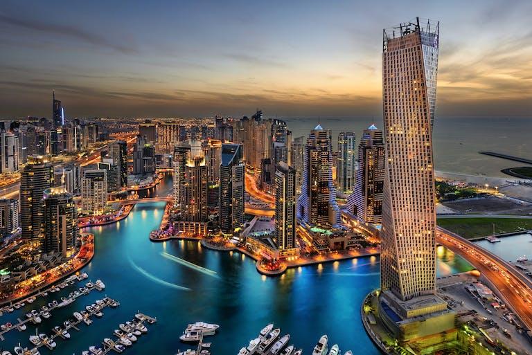 Intercâmbio em Dubai